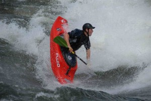 Hire your Fluid kayak for your Zambezi trip